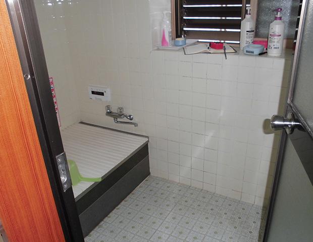 浴室・脱衣・トイレリフォーム   0014