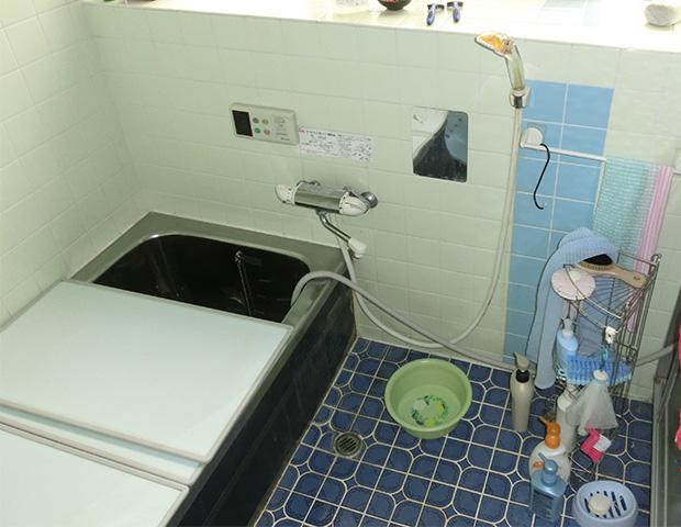 浴室・脱衣リフォーム   0019